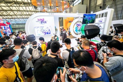 2020 ChinaJoy小云互娱接受上海电视台专访