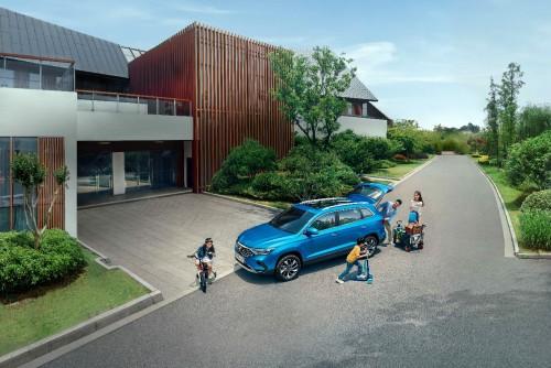 中型SUV价值标杆:售价12.18万捷达VS7三十而立版上市