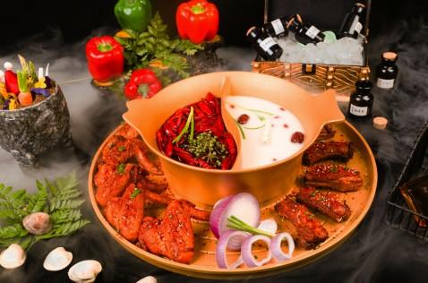 鼎级香涮烤火锅 特色餐饮行业的翘楚