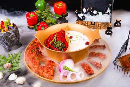 能烤能涮的火锅 鼎级香涮烤火锅嗨吃新潮流