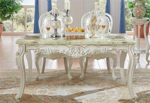 想营造精致欧式氛围? 森光大道住宅家具彰显法式餐桌艺术
