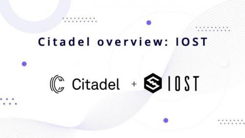 IOST生态去中心化Staking平台Citadel.one正式上线