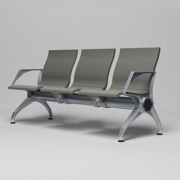 机场如何为旅客提供舒适座椅?鸿涛家具创造温馨候机空间