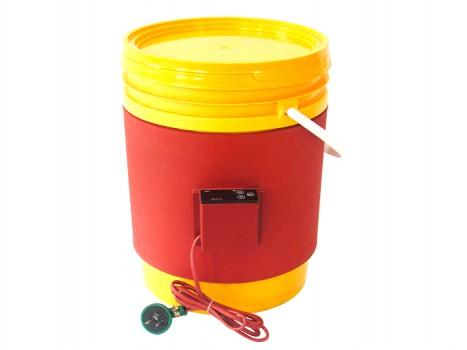 热掌柜电热设备教你选一款好的油桶加热带 让你拥有加热好伴侣