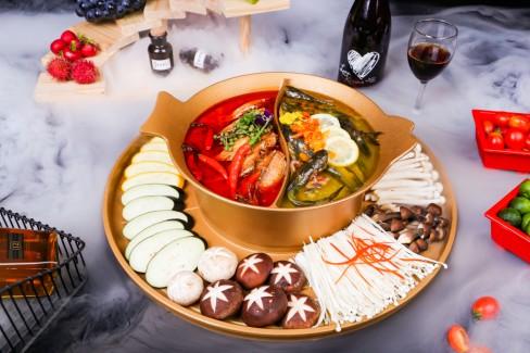 鼎级香涮烤火锅 竞争中占据先机
