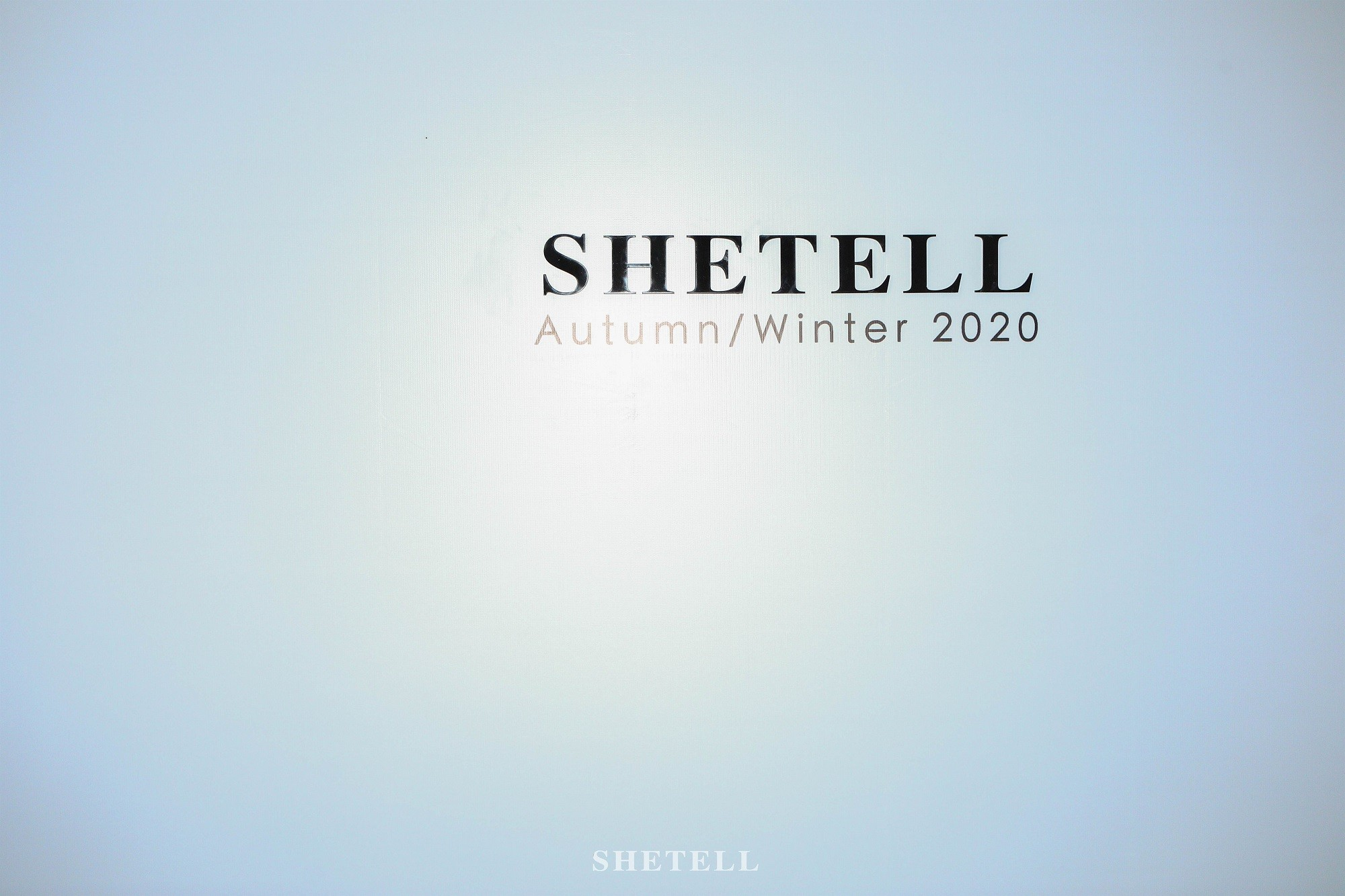 SHETELL 2020秋冬新品发布会圆满成功