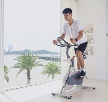 居家健身成为趋势,家用动感单车新潮流