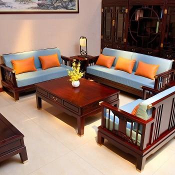 红木沙发与其他沙发有什么区别?子杰家具来分享