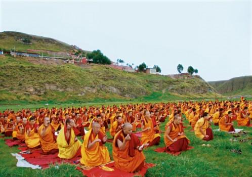 光辉印象:走近藏传佛教,从了解一件佛饰开始