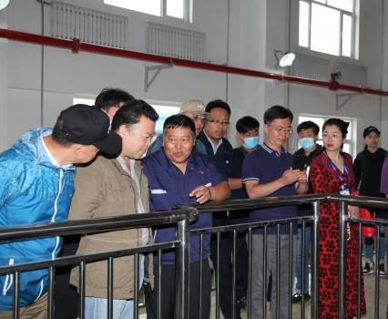 北京中关村科学城_非公科技企业赴科右前旗扶贫对接