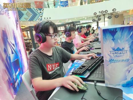 第十五届英雄联盟城市英雄争霸赛-广西省赛圆满落幕