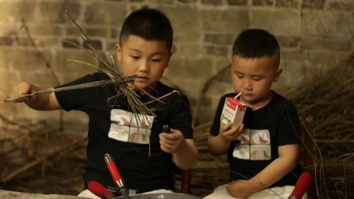 澳牧进口儿童牛奶《谁知盘中餐》口碑收视双丰收