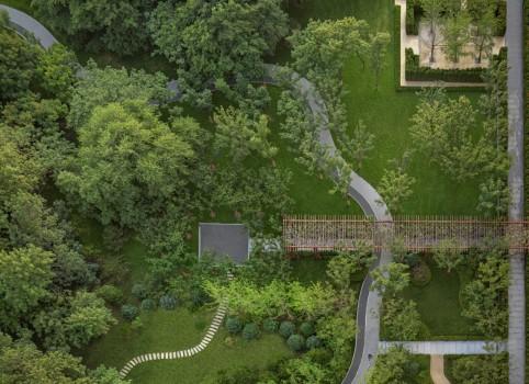 缦合·北京 | 另一个灵感世界在森林,探寻郎朗的理想家