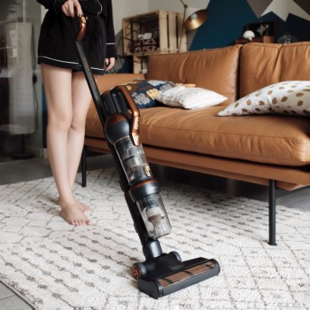 莱克魔洁M12 MAX立式吸尘器,满足年轻妈妈对扫除的所有需求