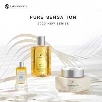 尽享泰国BATHandBLOOM天然SPA护肤香氛体验,绽放肌肤新旅程