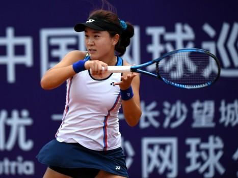 2020中国网球巡回赛CTA1000长沙望城站隆重开幕!