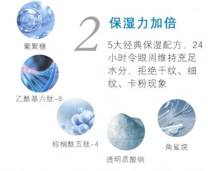资丽奈VK眼霜:眼部肌肤问题的解决者