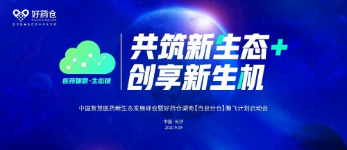 中国智慧医药新生态发展峰会成功在湘召开