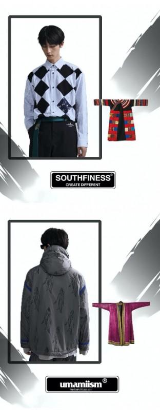 民族服饰文化经典新演绎,美邦服饰携手最强国潮品牌集结亮相