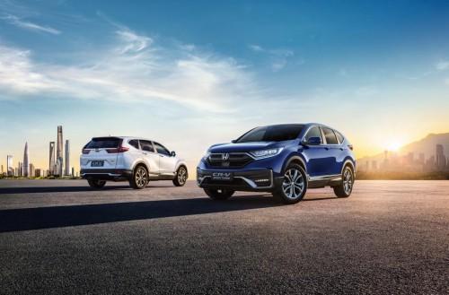 科技赋能 东风Honda CR-V锐·混动e+将于北京车展全球首发