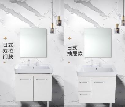 日本INAX伊奈卫浴浴室柜,日式简约风格,缔造完美生活品质