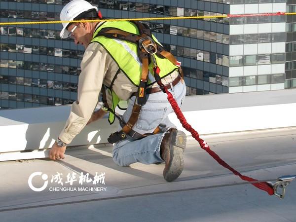 高空作业临边防护 成华防坠器让安全成为一种习惯