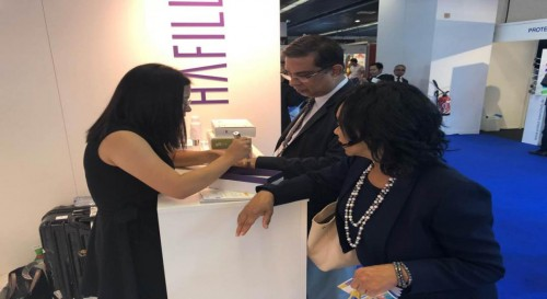 海菲乐美誉遍布全球,亮相品牌展获世界级专家一致认可