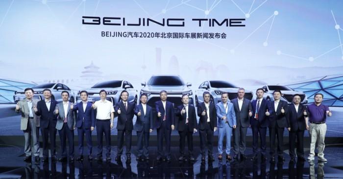 BEIJING汽车:让用户定义3.0时代