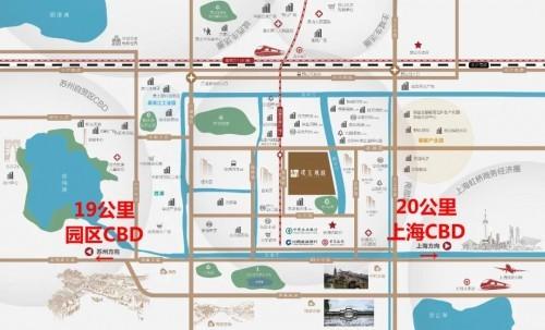 绿地深耕昆山17载,于昆山南部新城,再造新品公园智慧住区