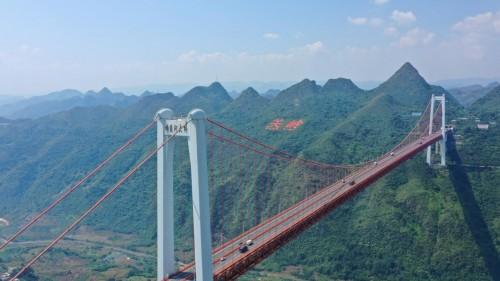 世界级明星高桥旅游新地标探