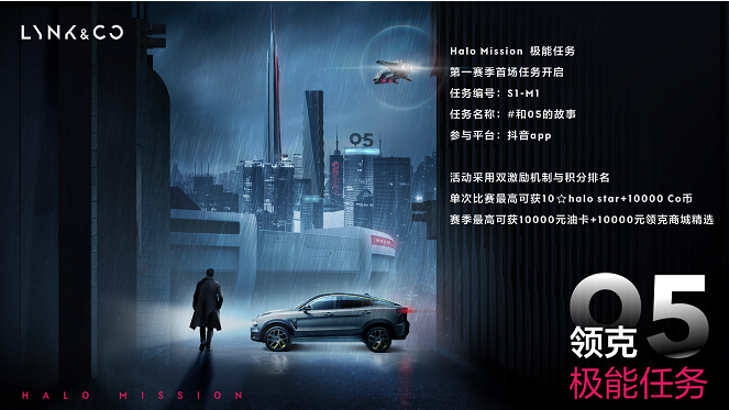 极·以为常,做生活的主角 领克05《光环》车主系列微电影首映