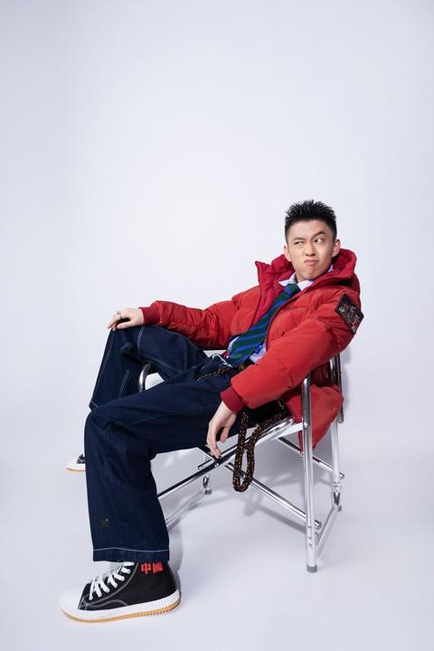 Rich Brian任美邦服饰博物馆系列代言人 首支TVC广告亮相演绎国潮
