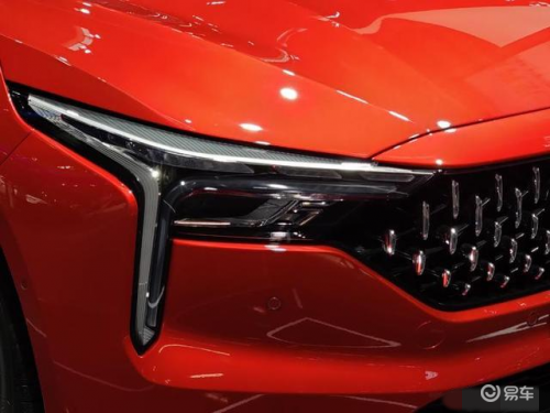 新一代奔腾B70亮相,内外兼修,吸足眼球!