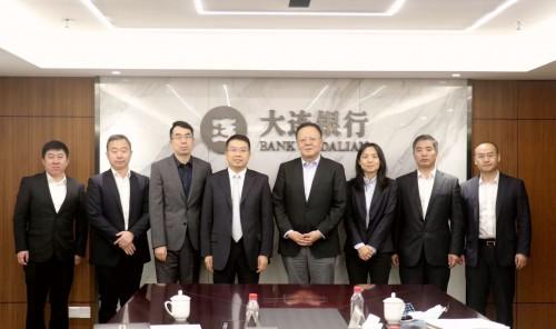 苏宁金融拜访大连银行:推动全面合作 实现共赢发展