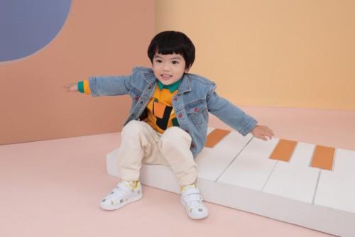 儿童运动量大,不能错过这款儿童运动鞋