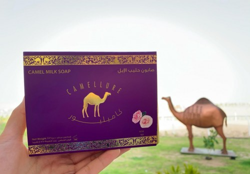 风靡迪拜的品质好物,Camellure驼奶香皂成为时尚女士护肤新首选