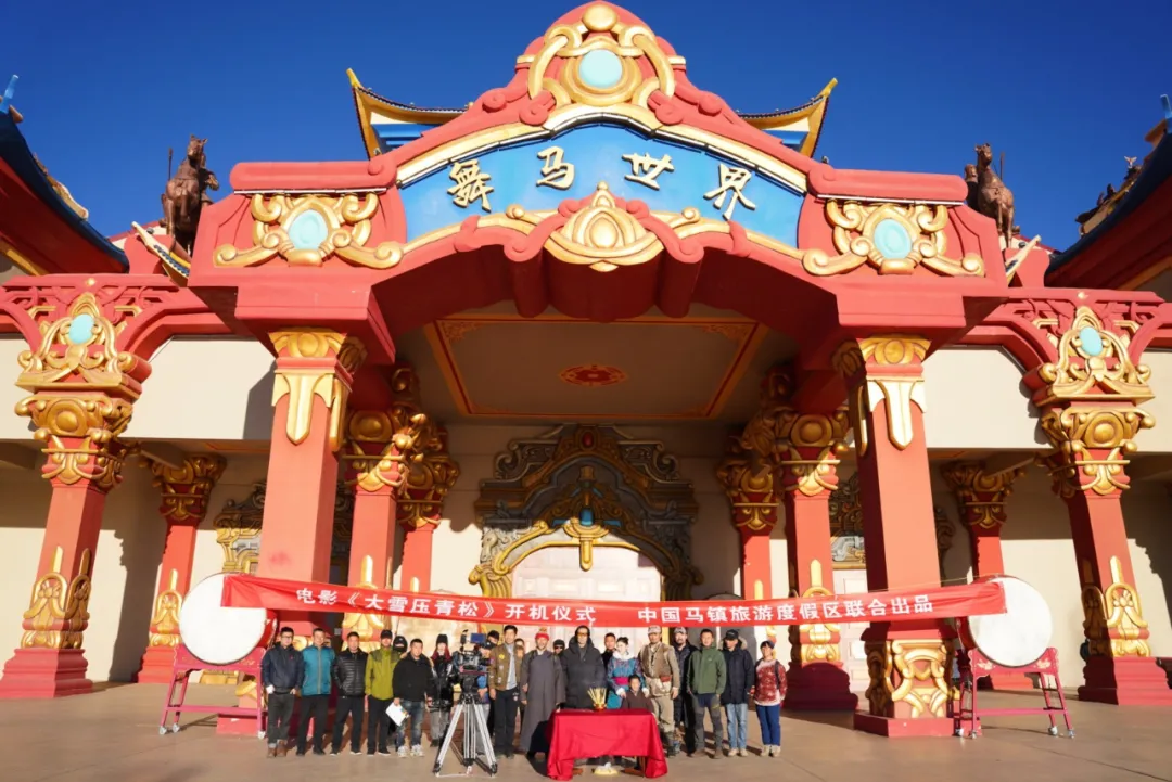 中国马镇旅游度假区竟然还干这种事!!!
