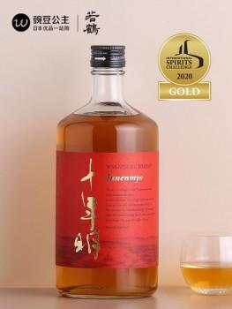若鹤酒造首次进驻中国 豌豆公主获中国内陆独代