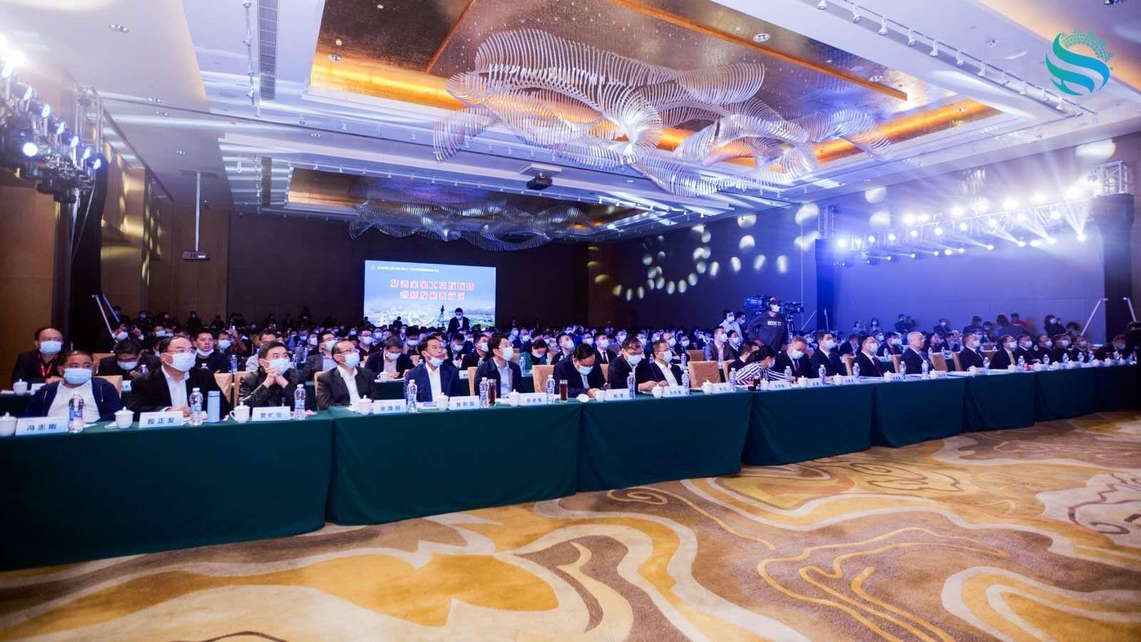 工业互联驱动高质量发展——2020中国(黄石)工业互联网创新发展大会圆满落幕