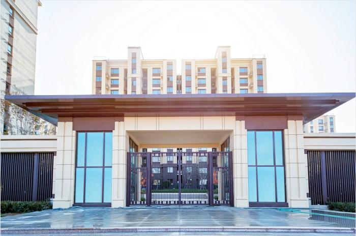 天泰集团地产项目天泰城·阳光里交付,业主入住全人关怀幸福社区