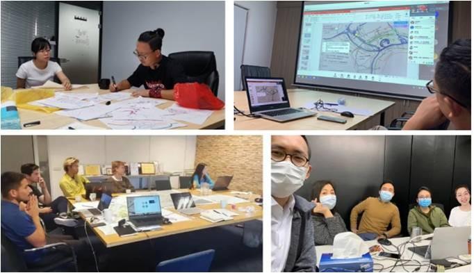 岭南设计集团勇夺深汕合作区赤石河国际咨询项目