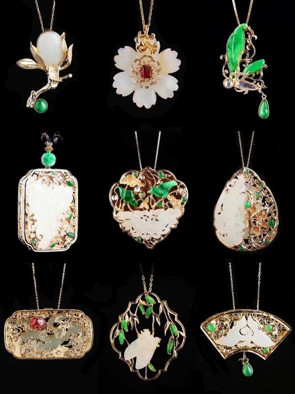 原创古董珠宝艺术,传统