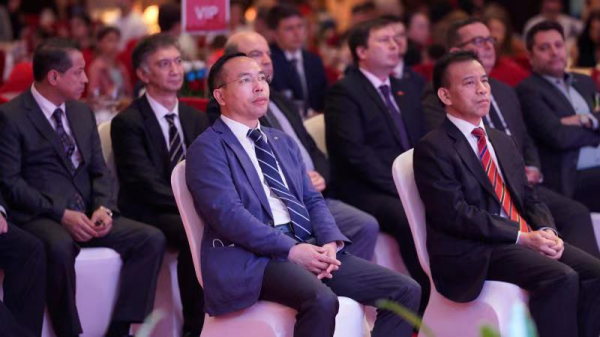 2020年俄罗斯民族独立日招待会在穗举办 共建中俄双边发展合