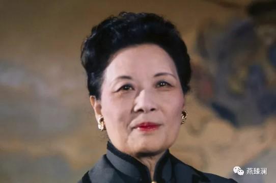 燕臻瀾:宋美齡每日晨起堅持吃燕窩,優雅了106歲