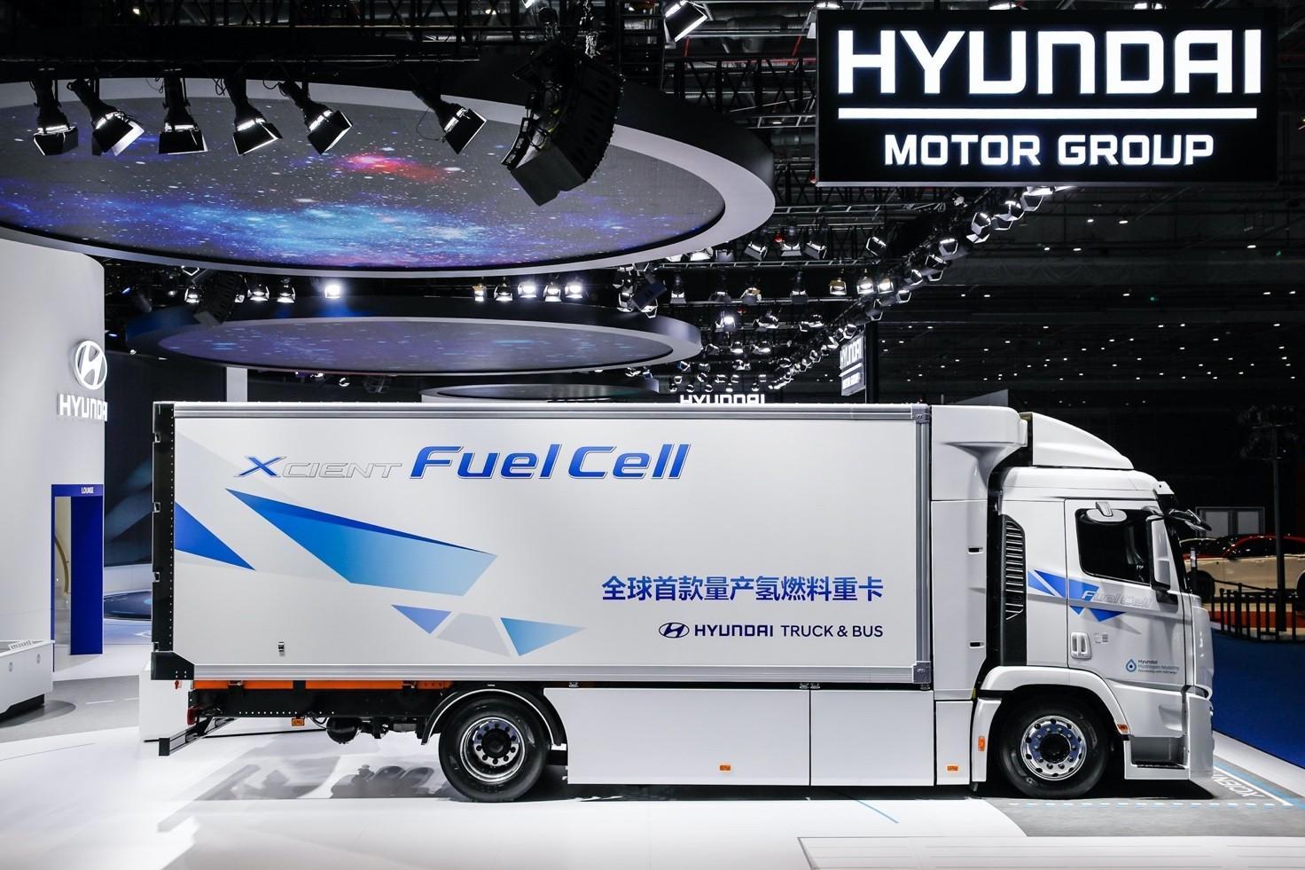 """现代汽车集团""""在中国、为中国"""" 以技术驱动中国市场的"""