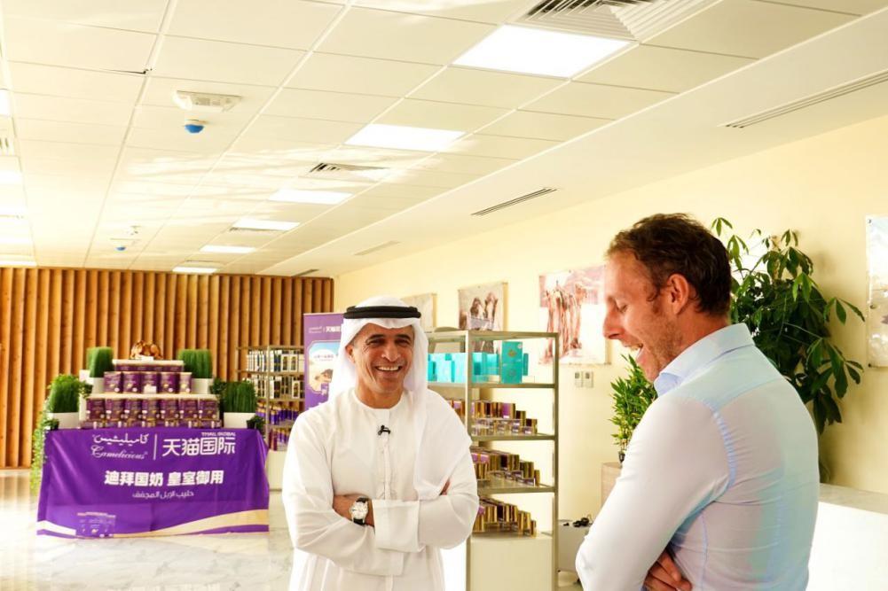 """迪拜Camelicious骆驼奶成奶粉市场""""网红"""",为健康加油"""