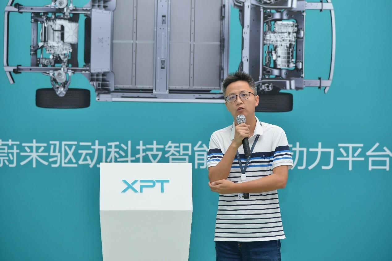 XPT蔚来驱动科技走进小鹏汽车,共绘合作新蓝图