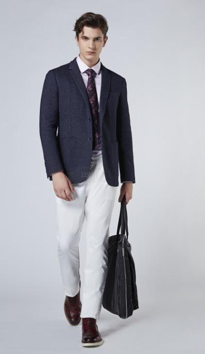 穿出资深绅士范,你需要这件金利来衬衫