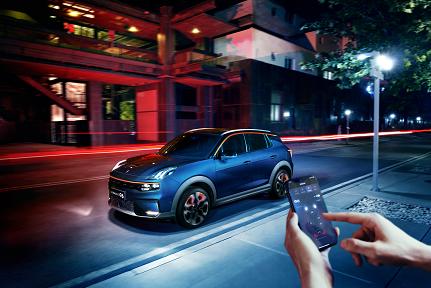 新都市机能SUV领克06销量破万 持续热销刷新领克速度