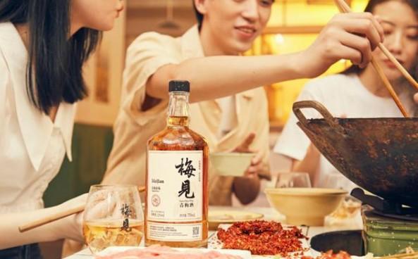 梅见青梅酒成冬季热门佐餐酒,掀起美食新主义!